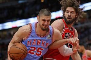 Лень установил два личных рекорда в матче НБА, Михайлюк вновь пропустил игру Детройта