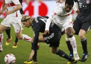 Бундеслига: Байер теряет очки, Бавария и Штутгарт устраивают голевую феерию