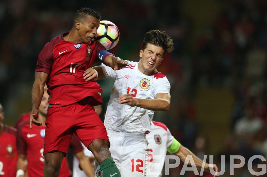Товарищеские матчи: Португалия – Гибралтар 5:0