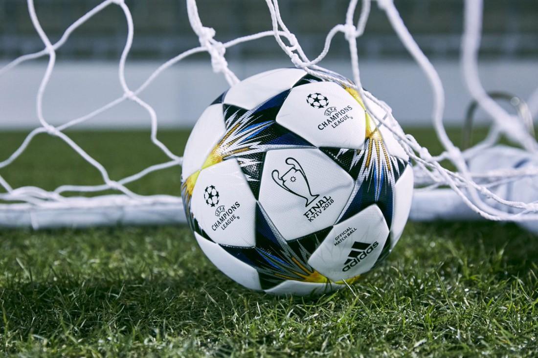 Новый официальный мяч Лиги Чемпионов