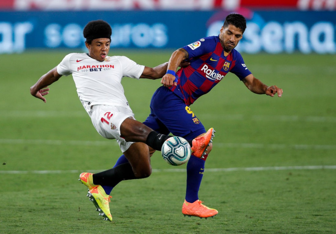 Севилья - Барселона: обзор матча