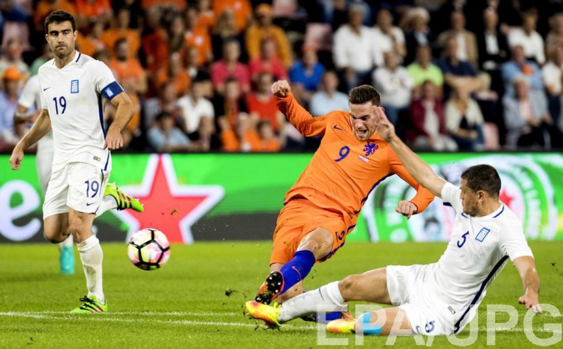 Товарищеские матчи: Нидерланды – Греция 1:2