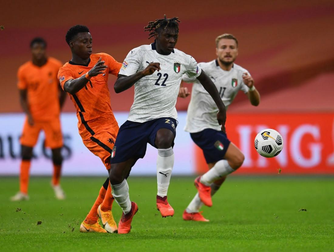 Нидерланды - Италия: обзор матча