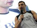 Виталий Кличко: Я в прекрасной форме