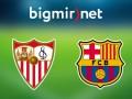 Севилья - Барселона 1:2 Трансляция матча чемпионата Испании