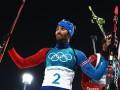 Биатлон: олимпийского чемпиона в масс-старте определил фотофиниш