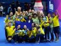 Сборная Украины по синхронному плаванию впервые в истории выиграла золото ЧМ