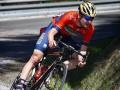 Вуэльта-2018: украинский велогонщик финишировал в первой тройке