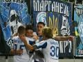 Динамо с минимальным счетом вырвало победу у Мариуполя