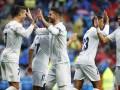 Обнаженные игроки Реала опубликовали фото из раздевалки после Эль-Класико