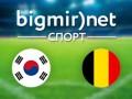 Южная Корея – Бельгия – 0:1 текстовая трансляция матча чемпионата мира 2014