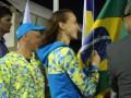 Грандиозный прием: Ризатдинова подняла флаг Украины в Бразилии