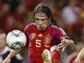 Пуйоль не намерен завершать карьеру в сборной из-за травмы