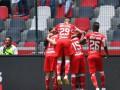 Команда пропустила гол, когда праздновала забитый в чужие ворота