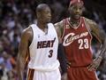NBA: ЛеБрон побеждает Дуэйна Уэйда