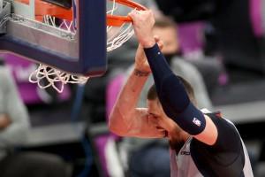 НБА: Вашингтон Леня обыграл Индиану, Оклахома Михайлюка уступила Голден Стэйт