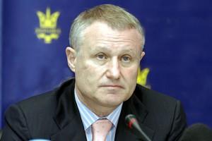 Суркис надеется, что FIFA простит Украину