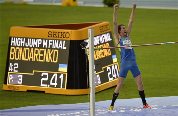 Богдан Бондаренко выиграл золото