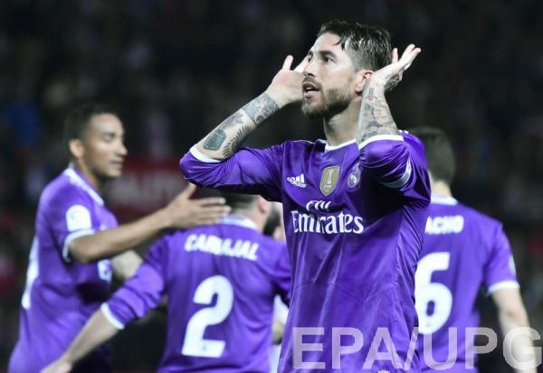 Севилья - Реал 3:3 Видео голов и обзор матча Кубка Испании