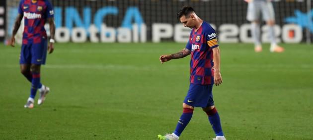Барселона вновь потеряла очки, сыграв вничью с Атлетико
