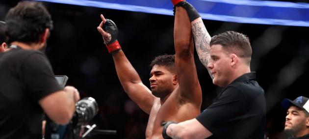 UFC Fight Night 149: Оверим нокаутировал Олейника и другие результаты турнира
