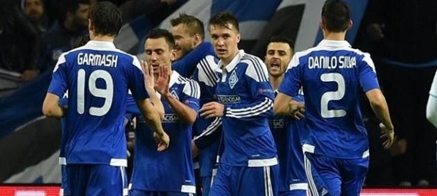 Динамо - в ТОП-20 самых успешных команд Кубка/Лиги чемпионов