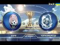 Заря - Черноморец 4:0 Видео голов и обзор матча чемпионата Украины