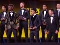 FIFA объявила символическую сборную 2015 года