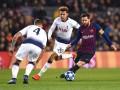 Барселона - Тоттенхэм 1:1 видео голов и обзор матча Лиги чемпионов