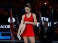 Халеп после финала Australian Open четыре часа провела под капельницей
