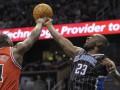 NBA: Чикаго установил клубный рекорд, позволив Орландо набрать лишь 59 очков