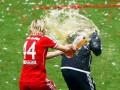 Фотогалерея: Как Бавария праздновала свое чемпионство