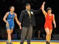 Медальная россыпь. Украина завоевала четыре медали на ЧЕ по борьбе