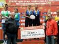 Пляжный волейбол: Украинки победили на турнире в Москве