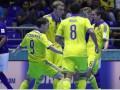Украина на чемпионате мира по футзалу стартовала с поражения от Бразилии