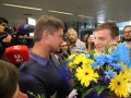 Первый украинский призер Олимпиады в Рио вернулся в Украину