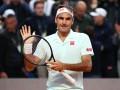 Федерер снялся с турнира в Риме