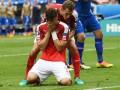 Нереализованный пенальти Австрии, который не забил игрок киевского Динамо