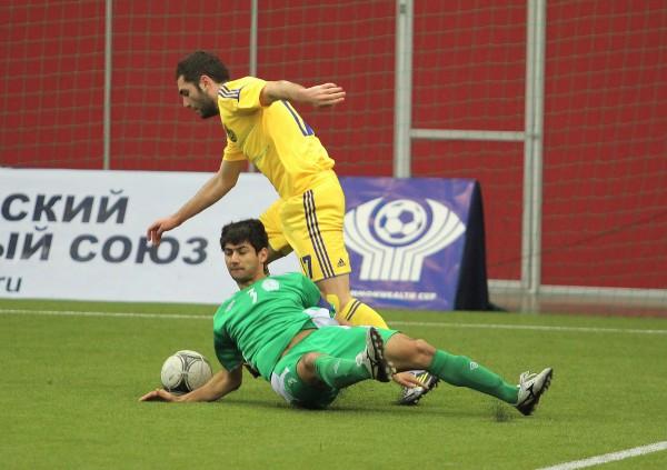 Игрок молодежной сборной Украины Месхия начнет покорять украинский футбол в Ужгороде