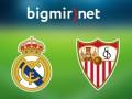Реал Мадрид – Севилья 5:0 трансляция матча чемпионата Испании