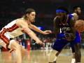 НБА: Новый Орлеан победил Детройт, Нью-Йорк уступил Шарлотт