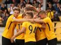 Александрия забила дебютный гол в еврокубках