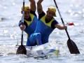 Украинцы Мищук и Янчук завоевали бронзу в заплыве каноэ-двоек на Олимпиаде в Рио