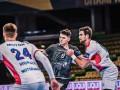 Мотор одержал очередную победу в Лиге чемпионов, обыграв Загреб в Запорожье