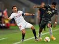 Севилья - Манчестер Юнайтед 2:1 видео голов и обзор матча Лиги Европы
