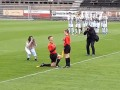 Румынский арбитр сделал предложение своей девушке прямо перед началом матча