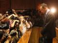 Безногий бегун-убийца Писториус впервые пришел отмечаться в полицию
