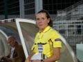 Впервые в Украине женщина назначена главным арбитром футбольного матча