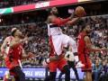 НБА: Сан-Антонио в овертайме обыграл Нью-Орлеан, Атланта проиграла Кливленду