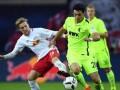 Аугсбург - РБ Лейпциг 2:2 Видео голов и обзор матча чемпионата Германии